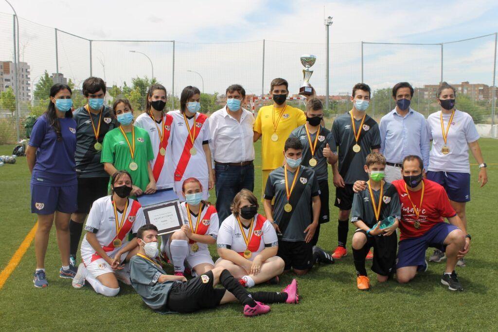 I Torneo Fútbol de Madrid